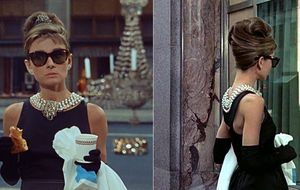 El moño de Audrey Hepburn, el peinado más icónico de la historia
