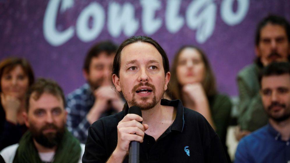 Foto: El vicepresidente segundo del Gobierno y secretario general de Podemos, Pablo Iglesias. (EFE)