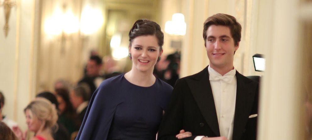 Foto: Las protagonistas de Le Bal des Débutantes 2013