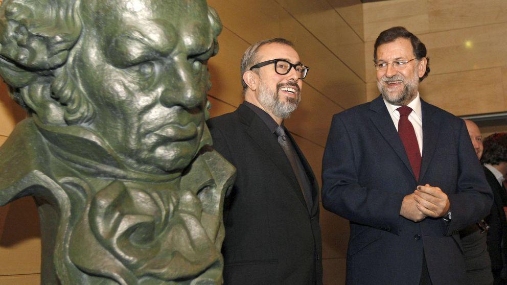 Rajoy y Cospedal se reúnen en secreto con el sector del cine y sin Wert