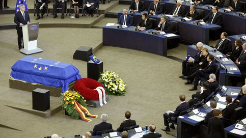 Europa de luto para su primer funeral: despedida a Helmut Kohl, el reunificador