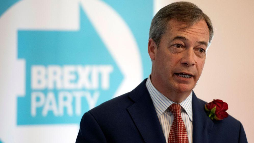 Foto: El brexit party presenta a sus candidatas al parlamento europeo