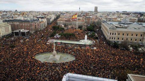 Pedro Sánchez, a lomos de la polarización de un 'Colón 2.0'