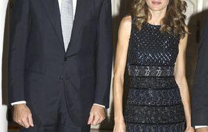 Foto: El vestido fetiche de la princesa de Asturias