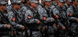Post de La fuerza militar conjunta con la que Centroamérica quiere acabar con las 'maras'