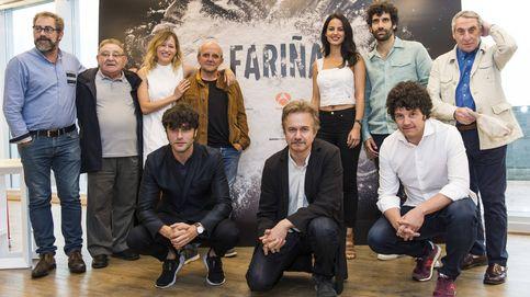 Así huyen (o no) los actores de 'Fariña' de las comparaciones con 'Narcos'