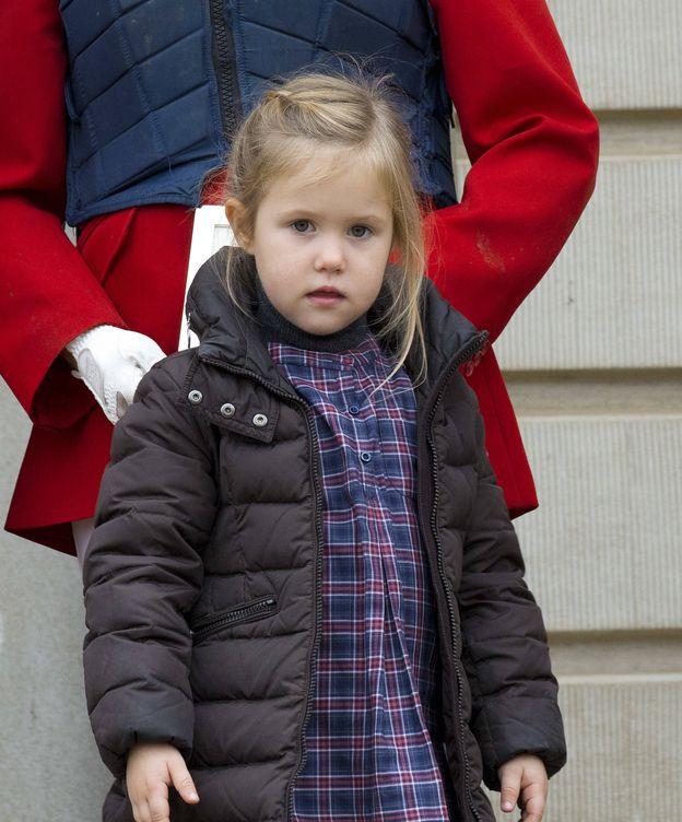 Foto: La princesa Josephine en una imagen de archivo (Gtres)