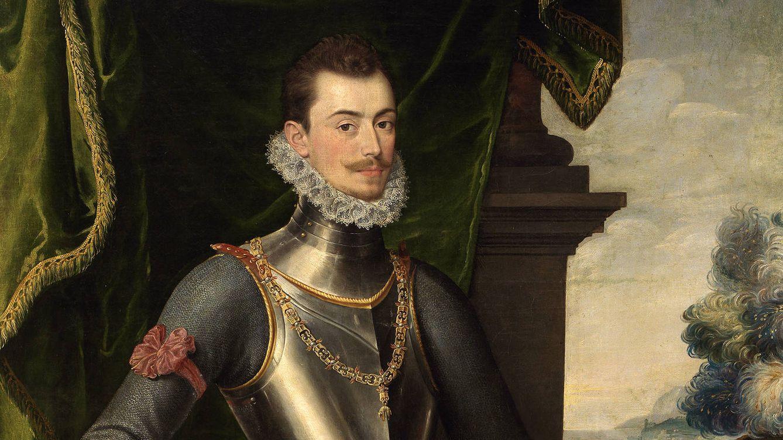 Foto: Don Juan de Austria, inmortalizado por Juan Pantoja de la Cruz.