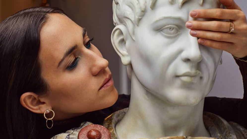 Foto: Las joyas de Delfina Delettrez son para lucir y disfrutar. (Cortesía)