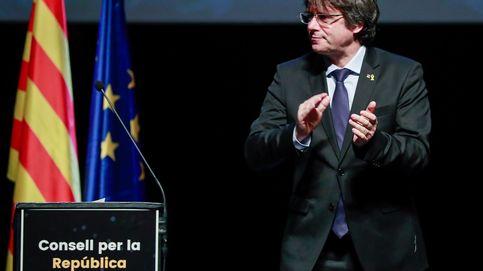 Puigdemont usará a los presos para liquidar el PDeCAT y fundirlo en su Crida Nacional