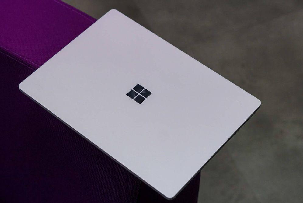 Foto: Surface Laptop 2. (M.Mcloughlin)