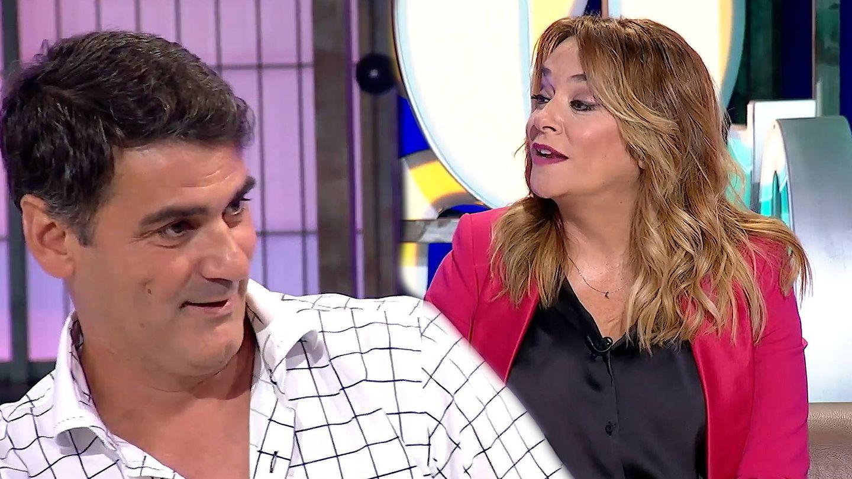 Jesulín de Ubrique y Toñi Moreno, en 'Un año de tu vida'. (Canal Sur)