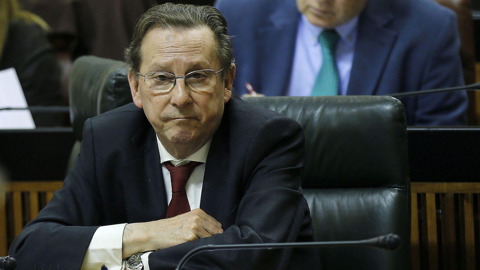 Foto: El consejero de Justicia e Interior, Emilio de Llera. (EFE)