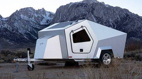 La caravana para el Tesla Cybertruck con la que querrás salir corriendo