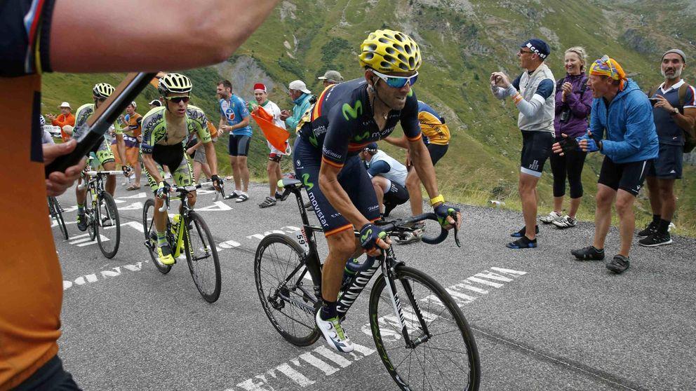 Valverde, podio envuelto en lágrimas: Llevo toda mi vida buscando esto