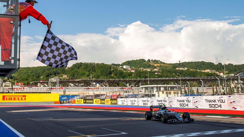 Horarios y televisión del Gran Premio de Rusia de Fórmula 1