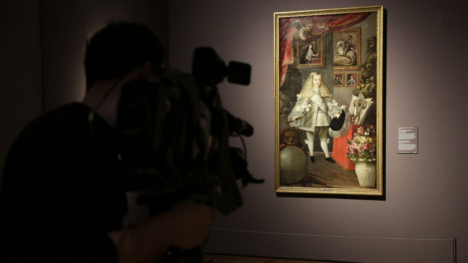 Arte: El arte se mira al ombligo en el Museo del Prado