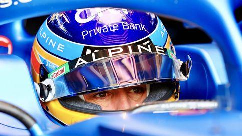 Pero... ¿no iba siempre rápido? Por qué le está costando a Fernando Alonso volver a la F1