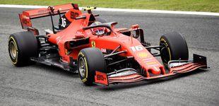 Post de Resultado Libres 2: Mercedes amenaza el dominio de Ferrari en Italia