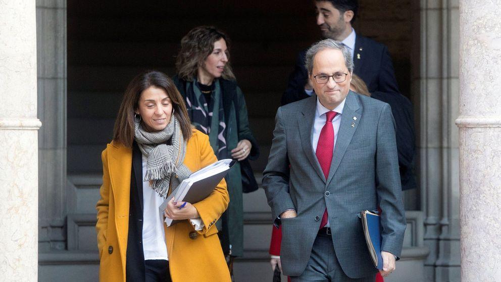 La Generalitat inicia los trámites para recurrir el decreto contra la república digital
