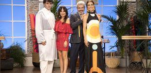 Post de Los 3 looks de Raquel Sánchez Silva en 'Maestros de la costura'