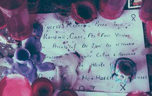 Bajo llave en el archivo de Renfe en Madrid