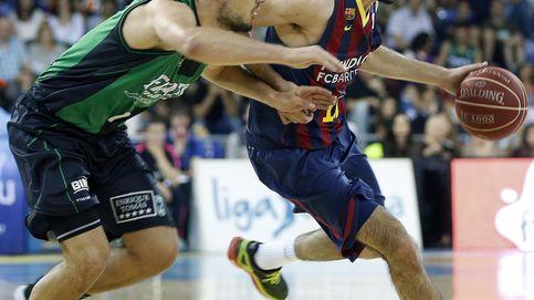 El Barcelona no da opción al FIATC Joventut en el inicio de los 'playoffs'