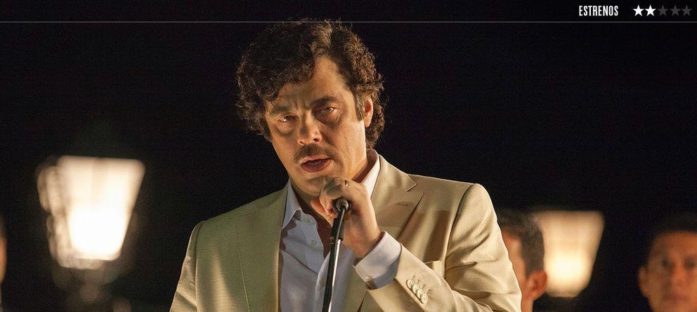 Foto: Benicio del Toro en un fotograma del filme