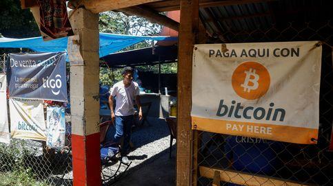 El bitcoin sube más de un 13% tras su declaración como moneda de curso legal por El Salvador