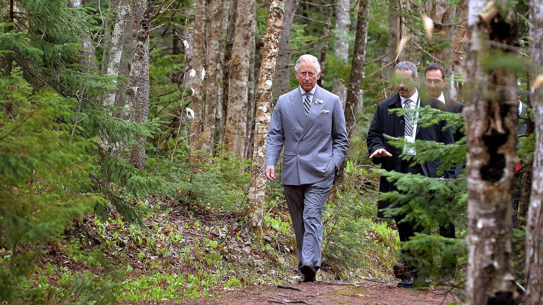 El príncipe Carlos en una imagen de archivo. (EFE)