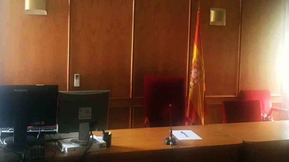 Clausurado 15 días el Juzgado de Madrid en el que se detectó un caso de coronavirus