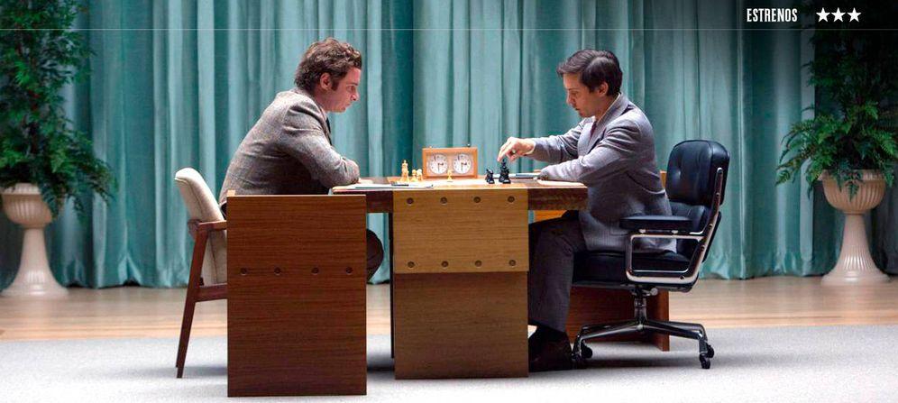 Foto: Fotograma de 'El caso Fischer'.