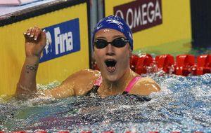 Mireia se despide de Doha con dos récords mundiales y cuatro oros