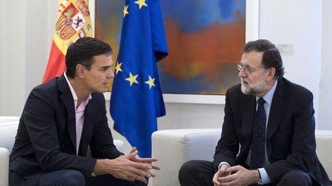Rajoy propone pactos al PSOE para llenar la legislatura y ningunear a Rivera