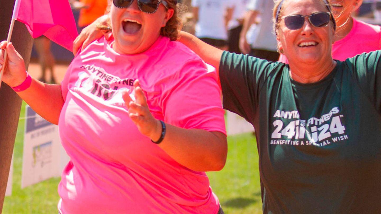 Su gran objetivo de 2020 es completar su primera media maratón (Facebook)