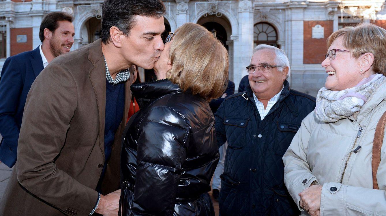 Sánchez intenta endurecer su discurso contra Rajoy para 'mitigar' su apoyo al 155