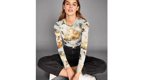Bershka nos presenta una colección de arte en forma de ropa ¡y nos encanta!