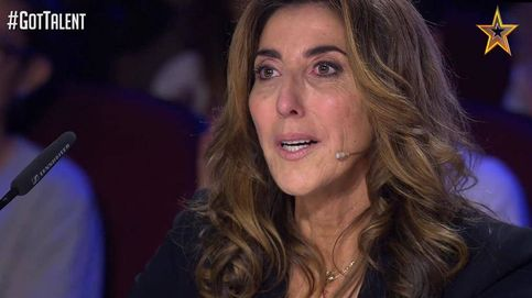 Paz Padilla arruina parte de la actuación de un concursante de 'Got Talent'