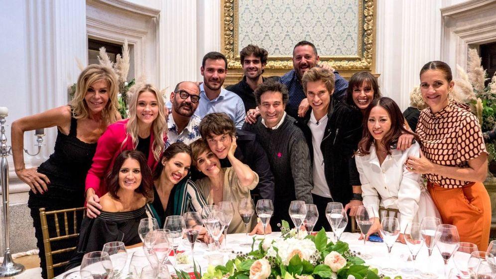 Foto: Reencuentro de 'MasterChef Celebrity' en 'MasterChef Junior 5'