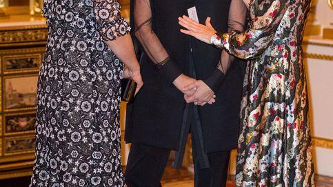 Kate y Anna Wintour, el encuentro de dos 'musas' de la moda en Buckingham