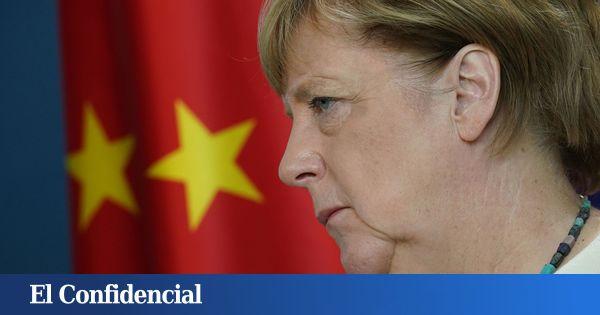 Image El gran fracaso de Merkel: cómo dejó que China se le metiera hasta la cocina económica