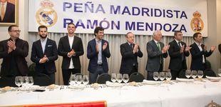 Post de Raúl y los 'enemigos' de Florentino reeditan el motín del Txistu