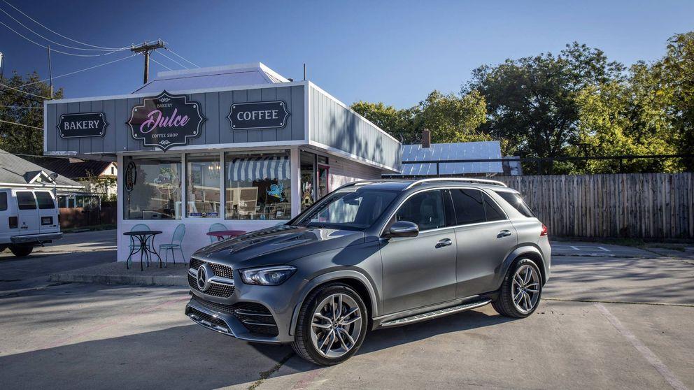 Mercedes GLE un gran todocamino con etiqueta ECO de la DGT