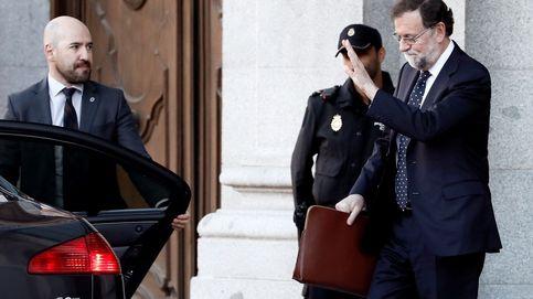 Rajoy: llegó, vio y no se acordó