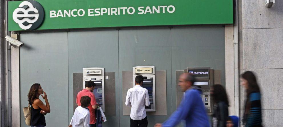 Foto: Los inversores que compraron deuda de Espirito Santo cuando caía lo pierden todo