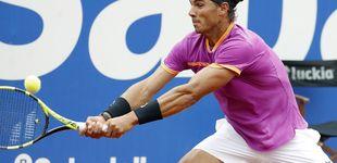 Post de Siga en directo el partido del Godó entre Rafa Nadal y Kevin Anderson