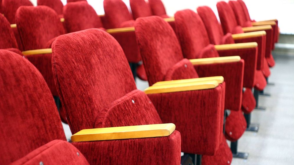 Foto: Muchas salas de cine han reducido su aforo durante el brote de Covid-19