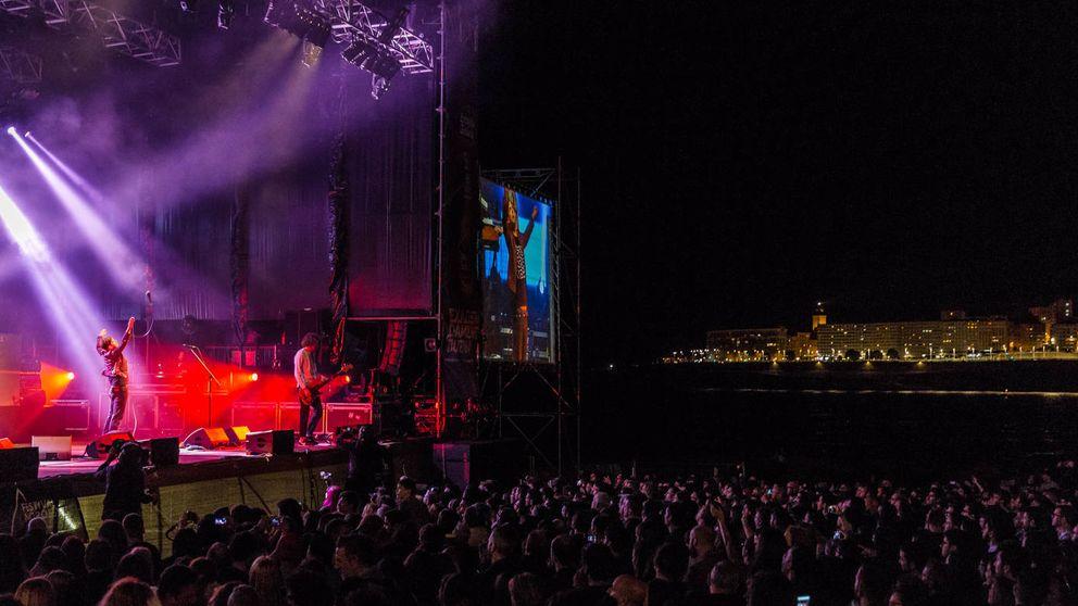 Pulpo, arena y 200 horas de música: el Noroeste crece como el festival urbano total