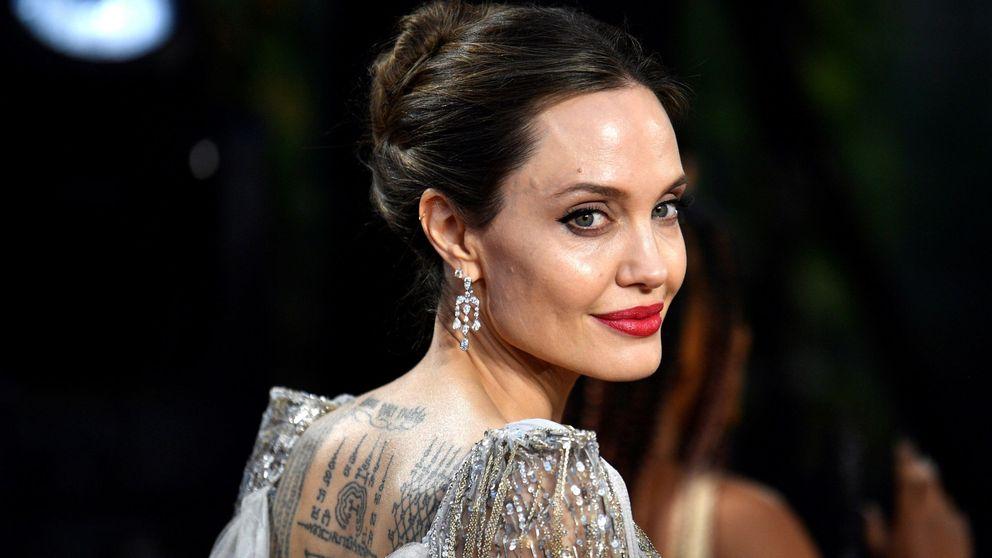 El pintalabios rojo de Angelina Jolie en Maléfica es este icónico de MAC