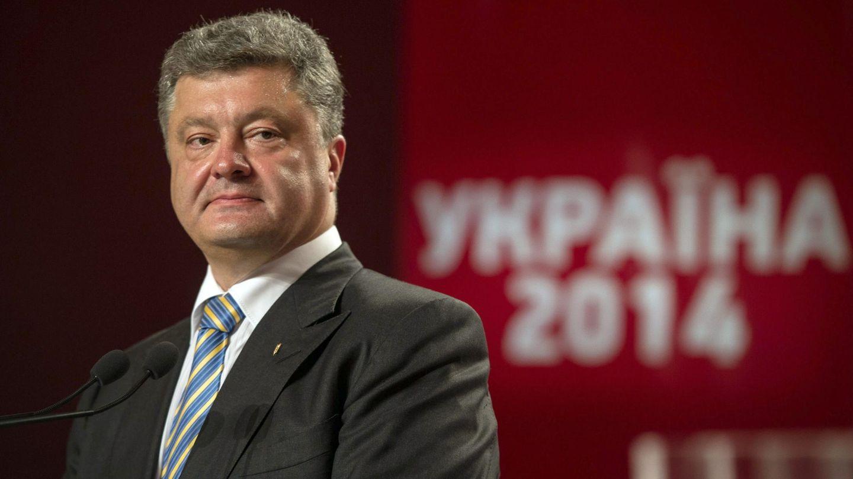 El oligarca proeuropeo Petro Poroshenko (Efe).